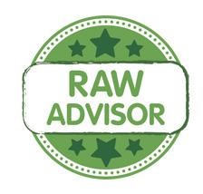 Raw Food advisor badge